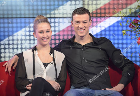 Editorial picture of 'Daybreak' TV Programme, London, Britain - 08 May 2012