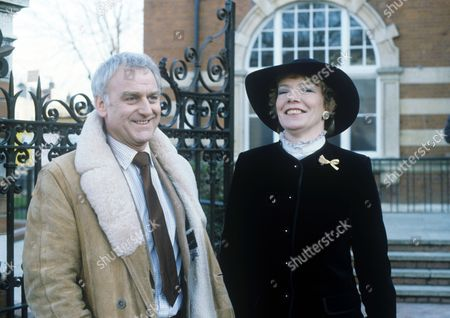 John Thaw and Marjorie Yates