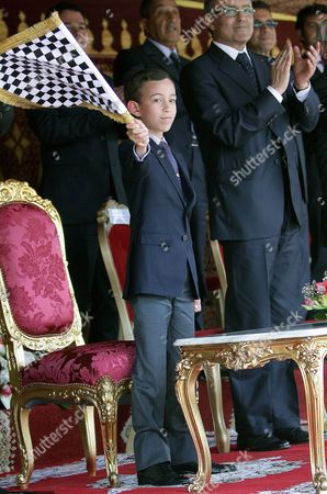 Crown Prince Moulay Hassan of Morocco