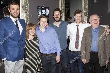 Editorial photo of 'Step 9 (of 12)' Play Press Night After Party at Opal Bar, London, Britain - 04 May 2012