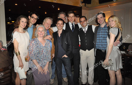 Stock Picture of Janie Brookshire, Max Gordon Moore, Laurie Kennedy, Brian Murray, Will Bradley, Paul O'Brien, Zachary Spicer, Jonathan Hammond, Brian Sgambati and Margaret Loesser Robinson