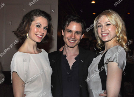 Editorial picture of Man and Superman Opens Off-Broadway, New York, America - 08 May 2012