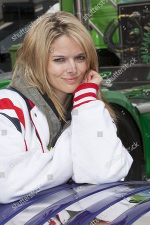 Lisa Kelly from 'Ice Road Truckers'