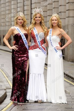 Editorial photo of Charity auction of Miss England dresses, London,Britain - 09 May 2012