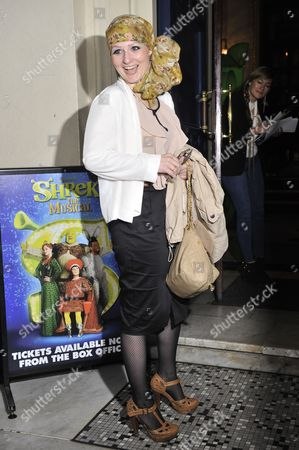 Editorial picture of 'Shrek The Musical' First Anniversary Performance, London, Britain - 09 May 2012