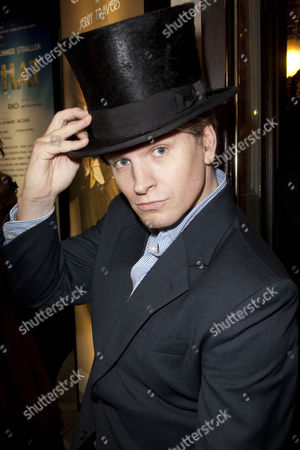 Editorial image of 'Top Hat' musical press night, London, Britain - 09 May 2012