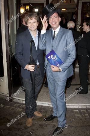 Ben Goddard and Craig Revel Horwood