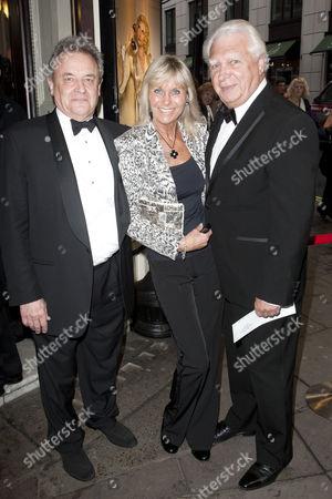 Lee Menzies (Producer), Linda Elliott and Paul Elliott