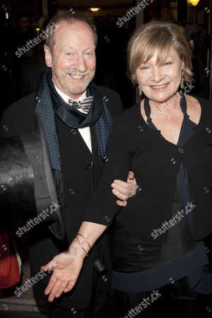 Bill Paterson and Hildegard Bechtler (Designer)