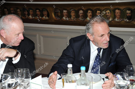 Editorial photo of Johnnie Walker Blue Lable Dinner at Lords Cricket Club, London, Britain - 09 May 2012