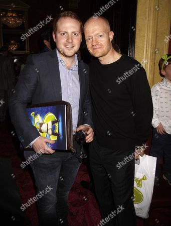 Charlie Clements and Jake Wood