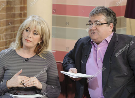 Carole Malone and Jon Gaunt