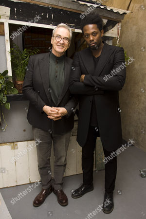 Larry Lamb and Adrien Sauvage