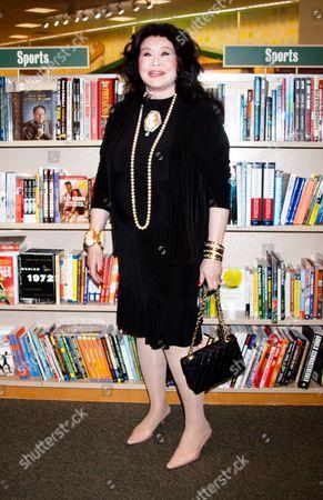 Stock Image of Barbara Van Orden