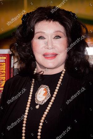 Stock Photo of Barbara Van Orden