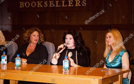 Editorial image of 'The Persian Room Presents' Book Signing, Los Angeles, America - 09 May 2012