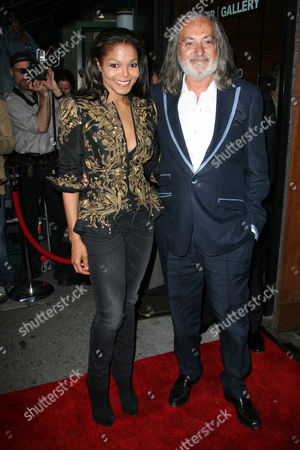 Janet Jackson and Marco Glaviano