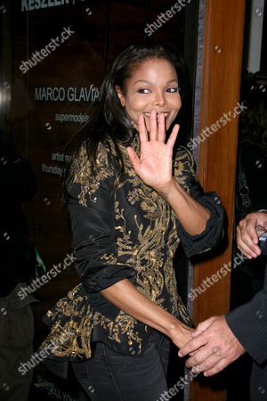 Stock Picture of Janet Jackson