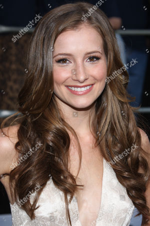 Stock Image of Candace Bailey