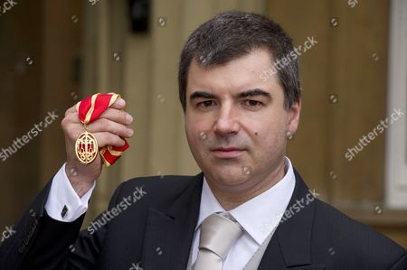 Stock Photo of Professor Sir Konstantin Novoselov
