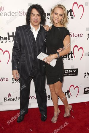 Paul Stanley and Erin Sutton