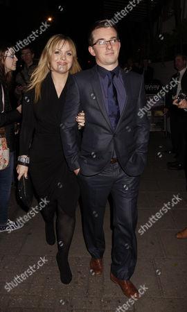 Stock Picture of Jo Joyner and Neil Madden
