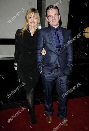 Jo Joyner and Neil Madden