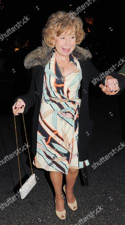 Editorial photo of Britain's Got Talent party at the Dorchester Hotel, London, Britain - 12 May 2012