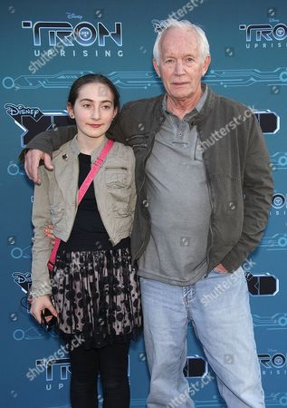 Lance Henriksen & Daughter