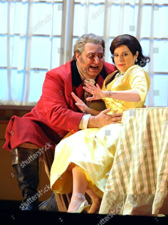 Ambrogio Maestri as Falstaff, Ana Maria Martinez as Alice Ford