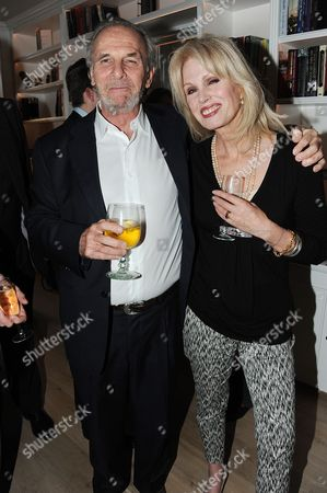 Editorial picture of Basia Briggs drinks party, London, Britain - 14 May 2012