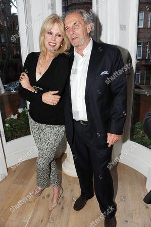 Editorial image of Basia Briggs drinks party, London, Britain - 14 May 2012