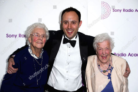 Stock Image of Betty Smith, David Reeves and Beryl Renwick