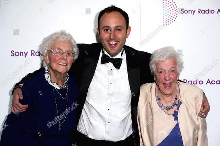 Editorial image of Sony Radio Academy Awards, Grosvenor Hotel, London, Britain - 14 May 2012