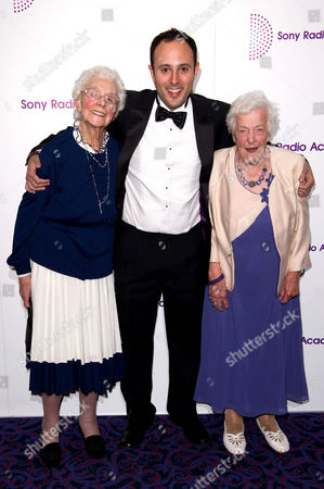 Editorial photo of Sony Radio Academy Awards, Grosvenor Hotel, London, Britain - 14 May 2012