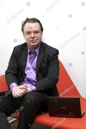 Stock Image of Rickard Falkvinge