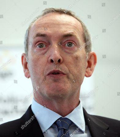 Editorial image of David Lewis Memorial Seminar, Policy Exchange, London, Britain - 14 May 2012