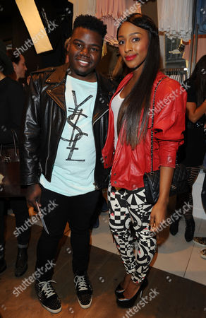 Editorial picture of Chloe Green CJG shoe collection launch party, London, Britain - 15 May 2012