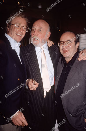Michael Caine, Lionel Jeffries and Bob Hoskins