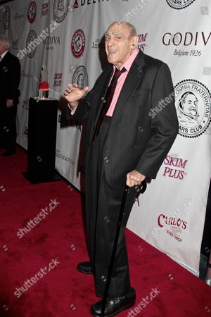Editorial picture of 'The Friars Club Salute To Betty White' in New York, America - 16 May 2012
