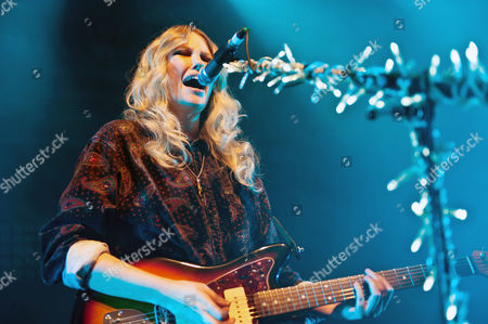 Editorial picture of Ladyhawke in concert at the O2 Shepherd's Bush Empire, London, Britain - 11 May 2012