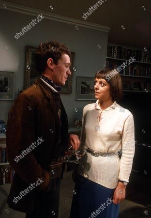 Paul Copley as Dan and Petra Markham as Emma Grace