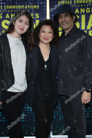 Editorial photo of 'Model Minority' Film Premiere, Los Angeles Asian Pacific Film Festival, America - 13 May 2012