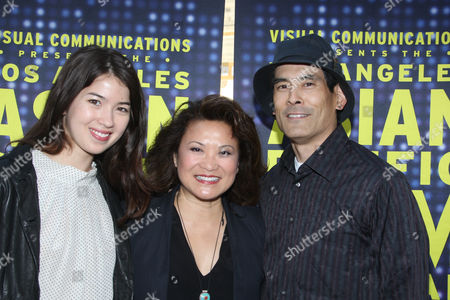 Editorial image of 'Model Minority' Film Premiere, Los Angeles Asian Pacific Film Festival, America - 13 May 2012