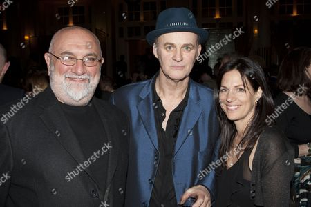 Stock Photo of Alexei Sayle, Tim McInnerny (Dr Prentice) and Lise Mayer
