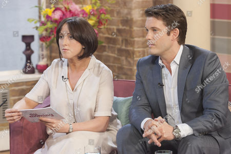 Natalie Cassidy and Keir Simmons