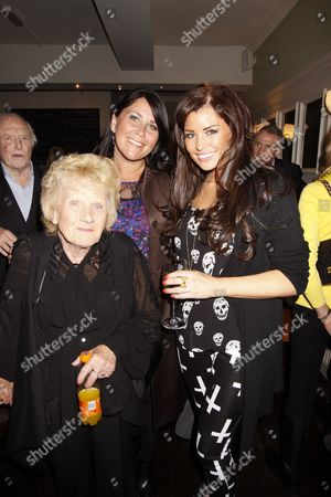 Jessica Wright, Nanny Pat and Zoe Tyler