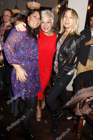 Zoe Tyler, Denise Welch and Carol McGiffin