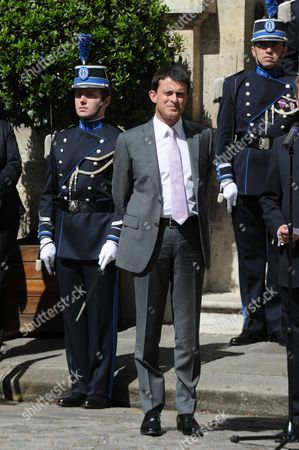 New Interior Minister Manuel Vals