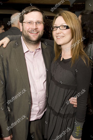 David Eldridge and Caroline Eldridge